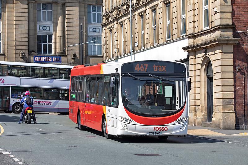 1716 DX12OWC, Rochdale 2/6/2021