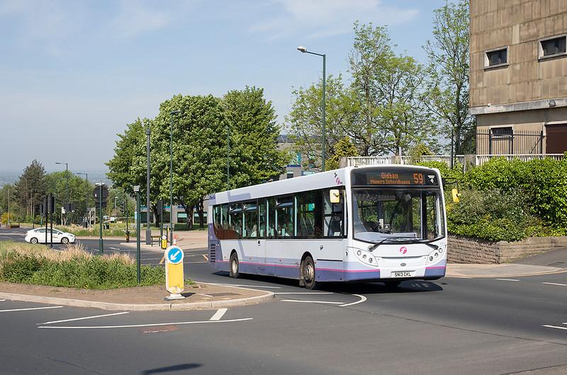 67413 SN13CKL, Oldham 2/6/2021
