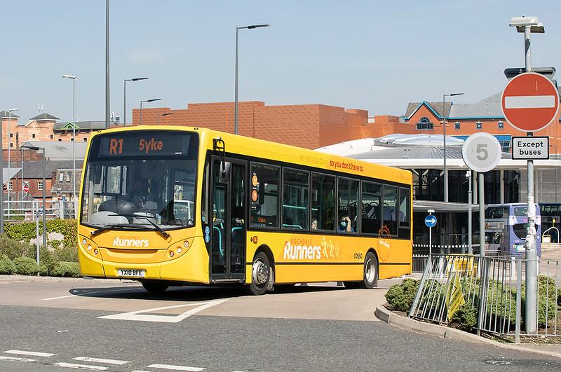 735 YX10BFE, Rochdale 2/6/2021