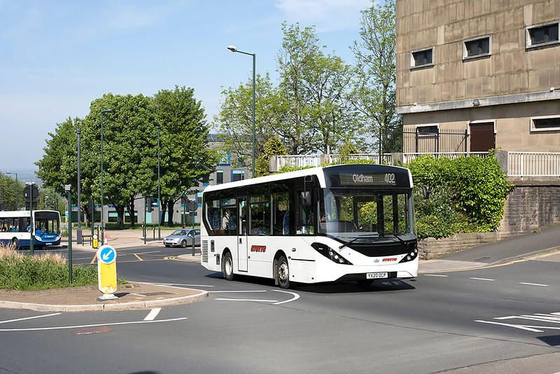 YX20OCP, Oldham 2/6/2021