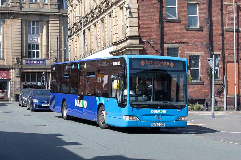 33032 BF60OEZ, Rochdale 2/6/2021