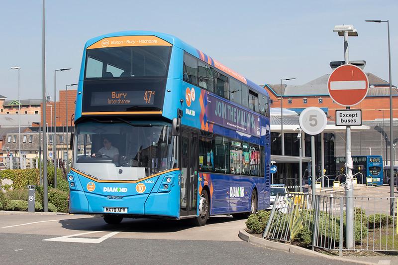 40804 MX70APV, Rochdale 2/6/2021