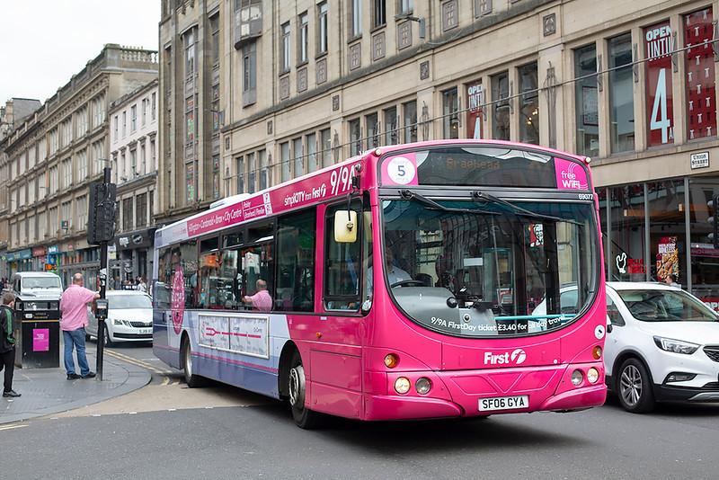 69077 SF06GYA, Glasgow 2/8/2019