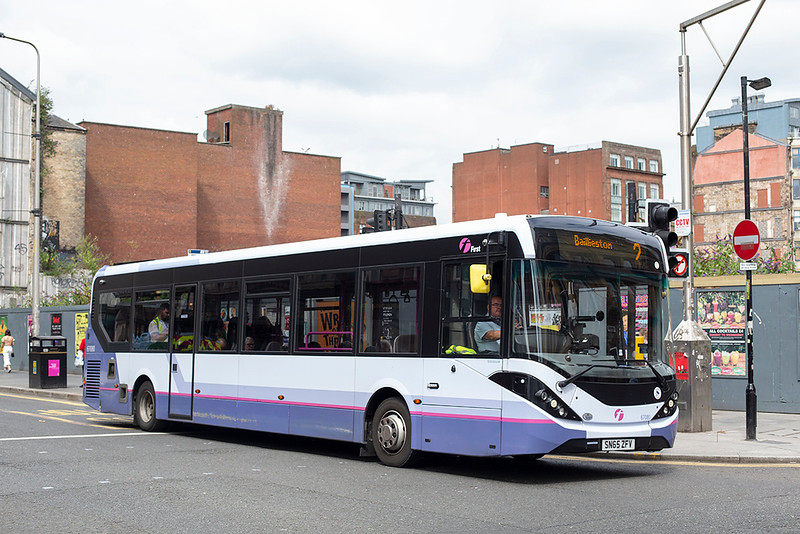 67080 SN65ZFV, Glasgow 2/8/2019