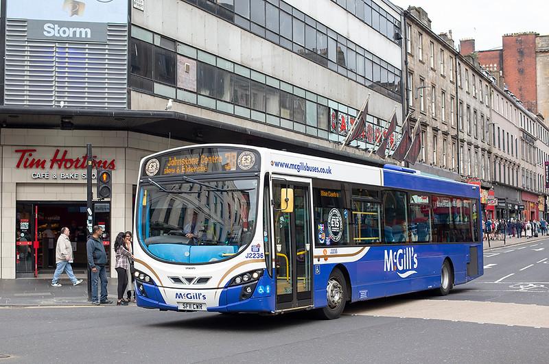 2236 SF11CWR, Glasgow 2/8/2019