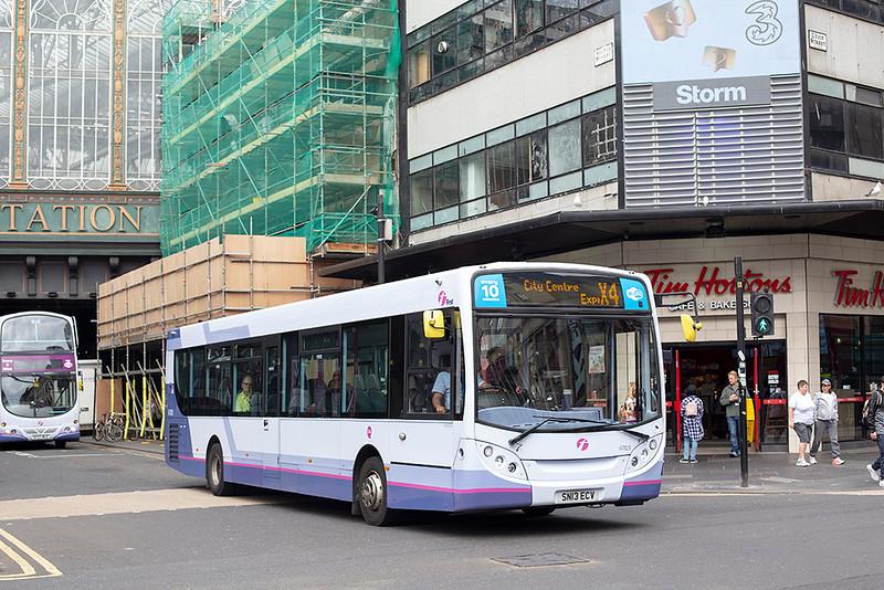67828 SN13ECV, Glasgow 2/8/2019