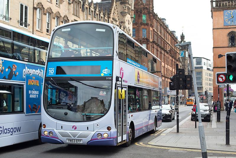 31788 YN53EFF, Glasgow 2/8/2019
