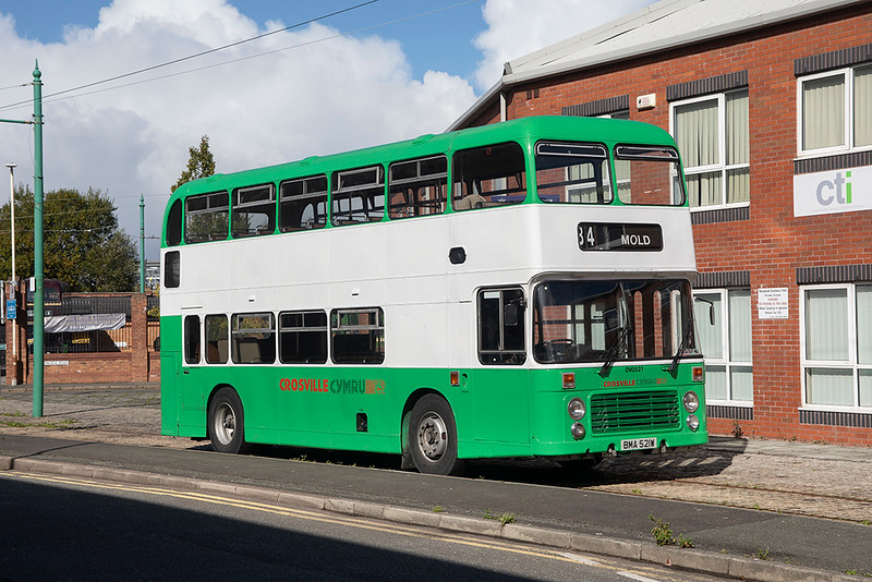 DVG521 BMA521W, Birkenhead 3/10/2021