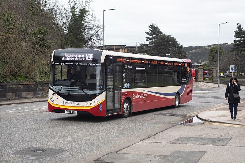11920 SN69ZNL, Edinburgh 5/3/2021