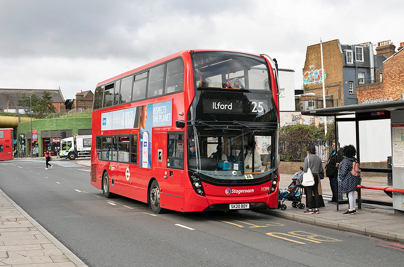11399 SK20BDY, Mile End 6/10/2020