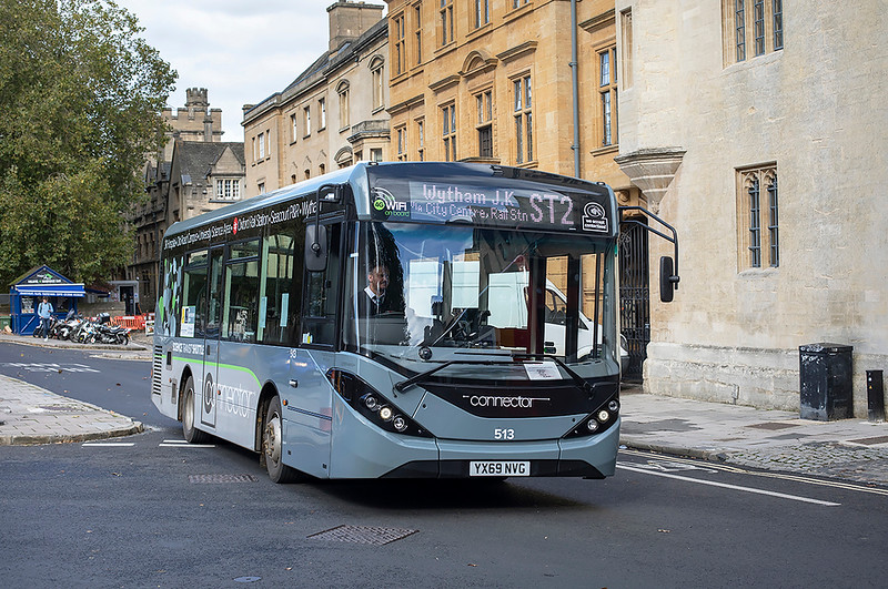 513 YX69NVG, Oxford 8/10/2020