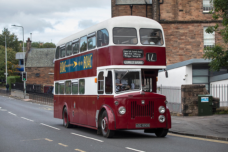690 ASC690B, Edinburgh 11/9/2021