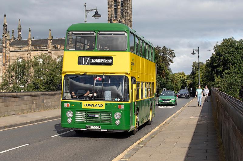 856 NDL656R, Edinburgh 11/9/2021