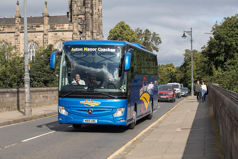MB19AMC, Edinburgh 11/9/2021