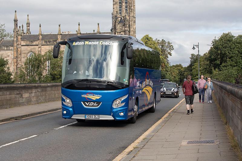 YD65DLX, Edinburgh 11/9/2021