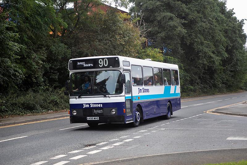 A499MHG, Kirkby 12/9/2021