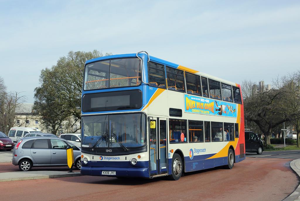 18401 KX06JYC, Coventry 14/3/2018