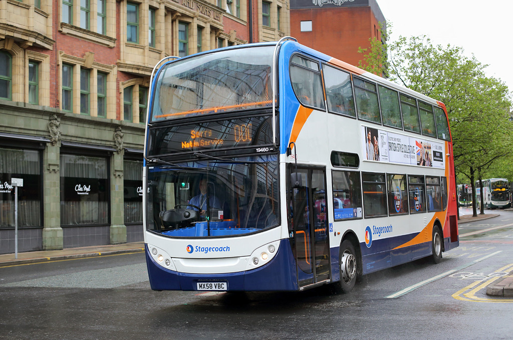 19460 MX58VBC, Manchester 16/5/2017