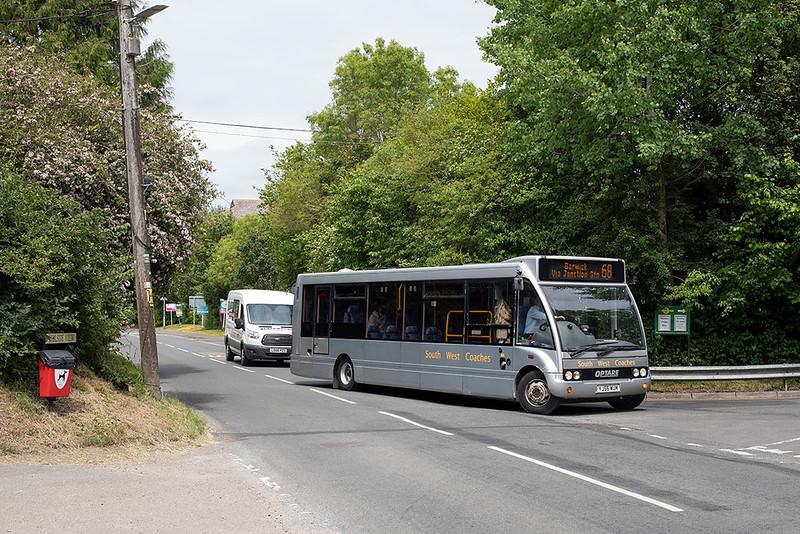 YJ56WUM, Yeovil Junction 16/6/2021