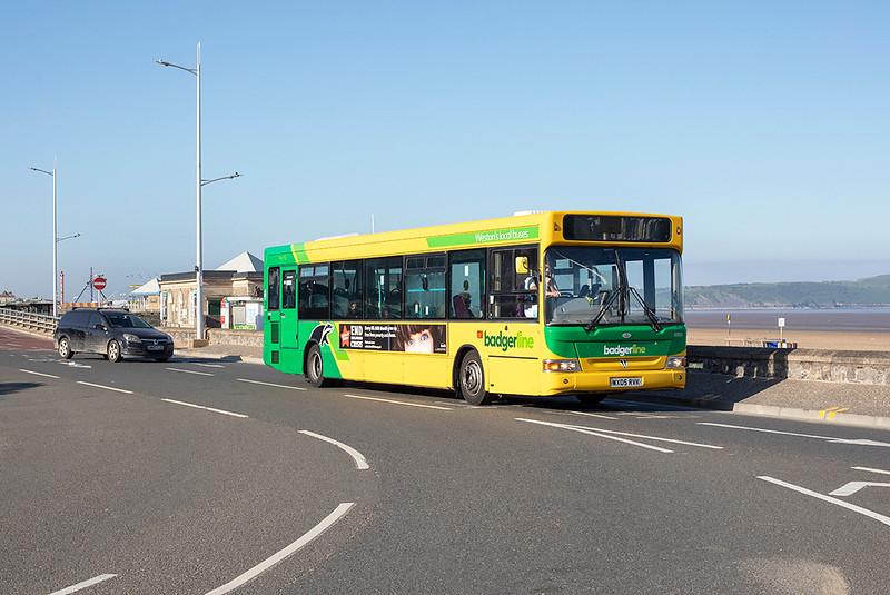 42902 WX05RVK, Weston-super-Mare 16/6/2021