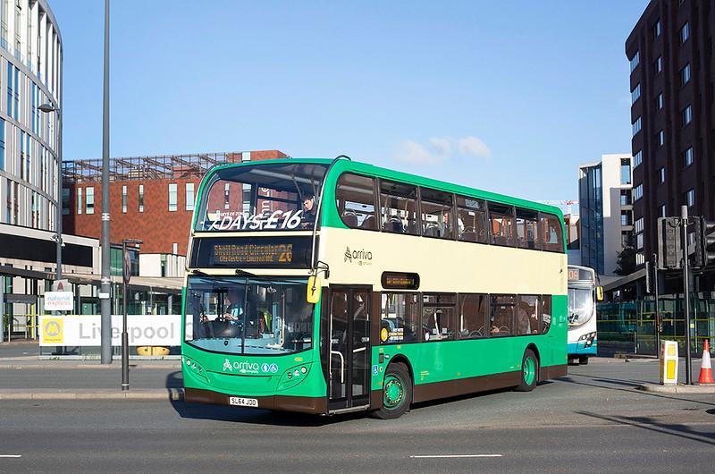 4590 SL64JDO, Liverpool 16/10/2019