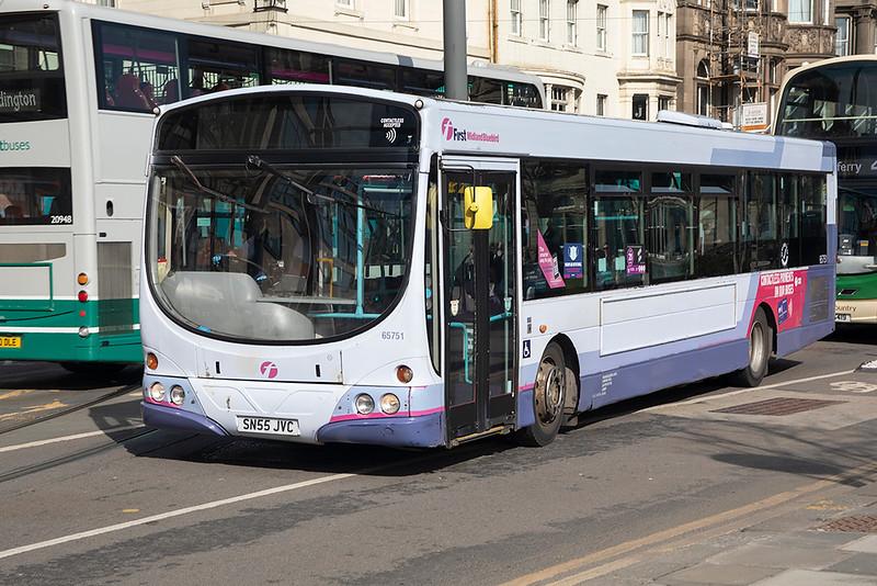 65751 SN55JVC, Edinburgh 18/3/2021