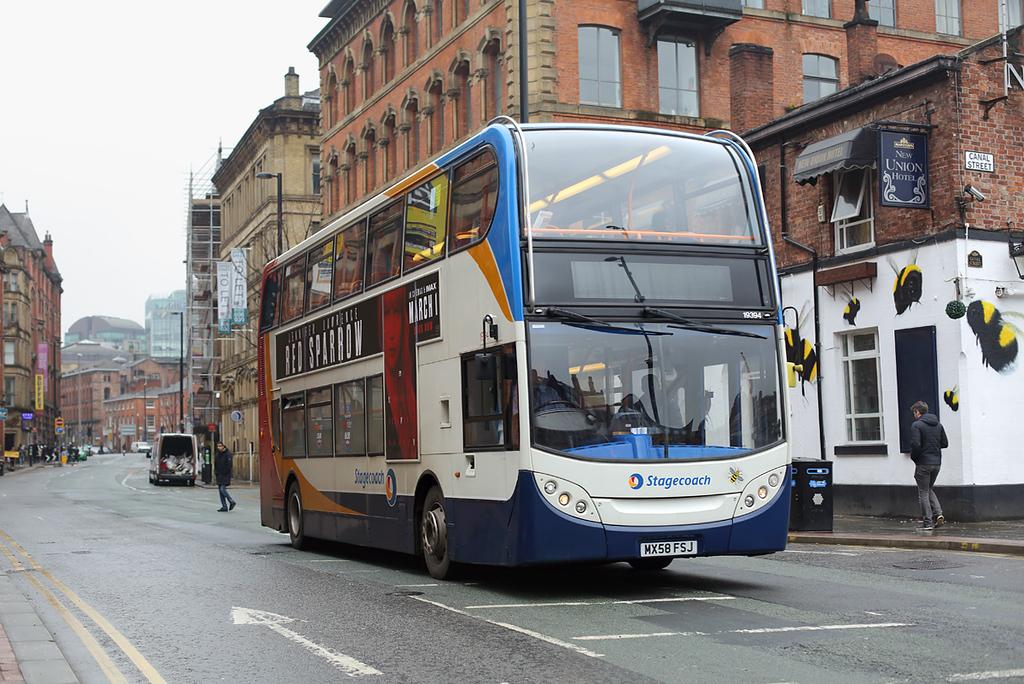 19394 MX58FSJ, Manchester 19/2/2018