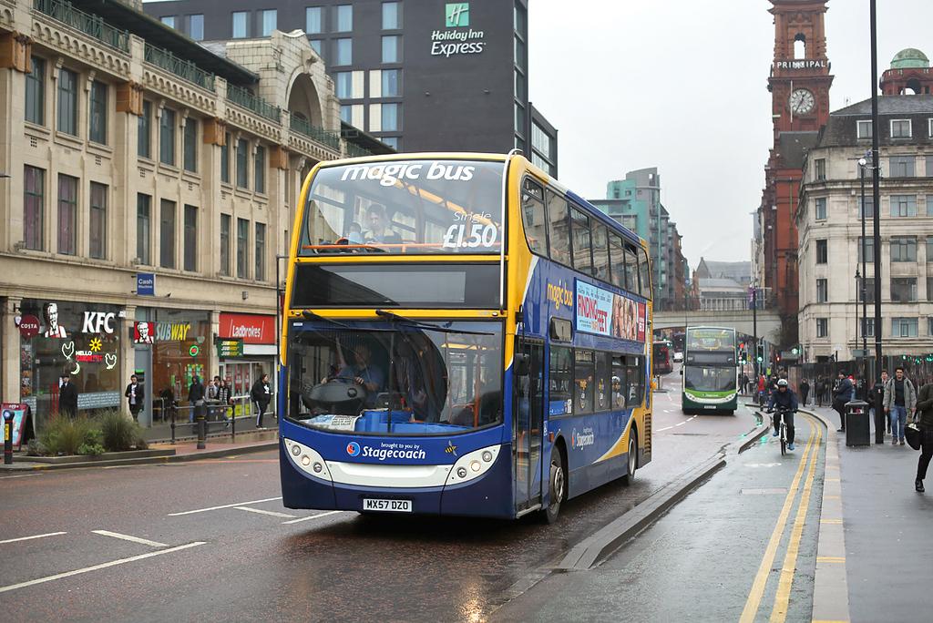 19189 MX57DZO, Manchester 19/2/2018