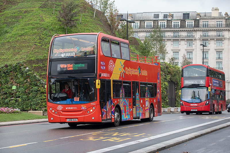 19132 LX56EAG, Marble Arch 19/9/2021