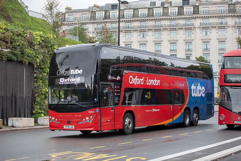 50425 YX70LUH, Marble Arch 19/9/2021