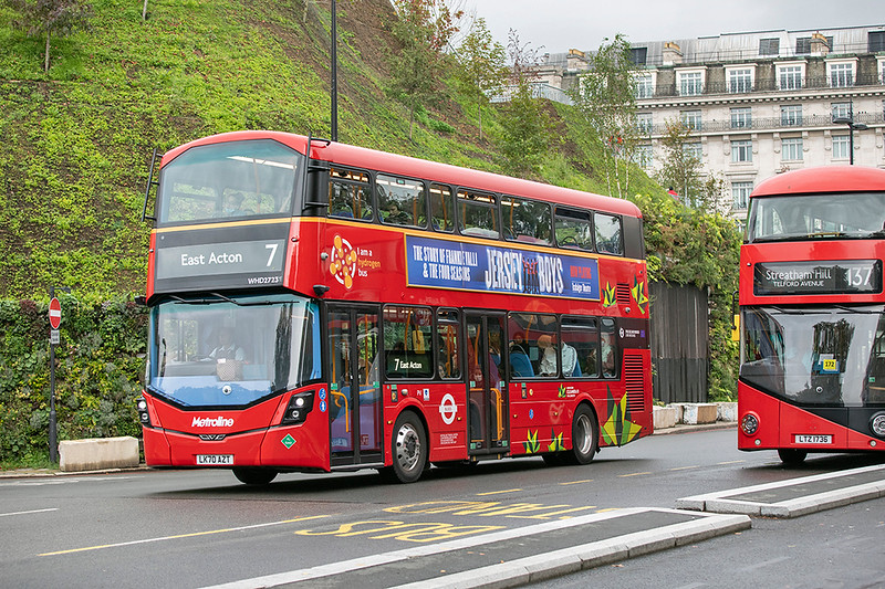 WHD2723 LK70AZT, Marble Arch 19/9/2021