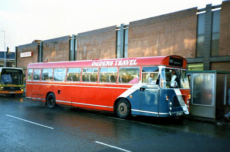 NUD77M, St Helens 2/1/1991