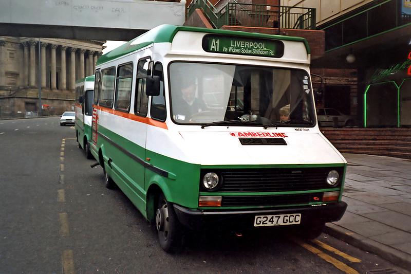 MCF347 G247GCC, Liverpool 2/1/1991