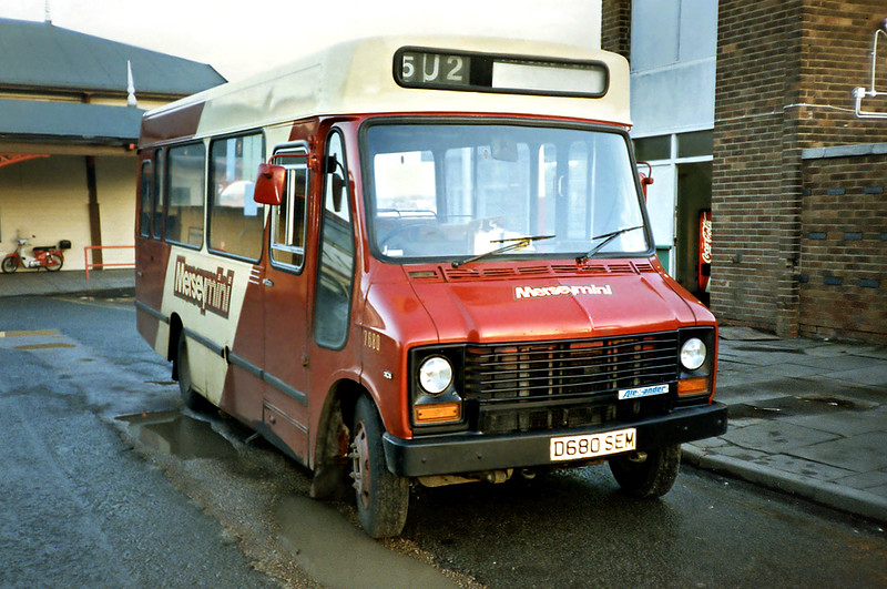 7680 D680SEM, Woodside 2/1/1991