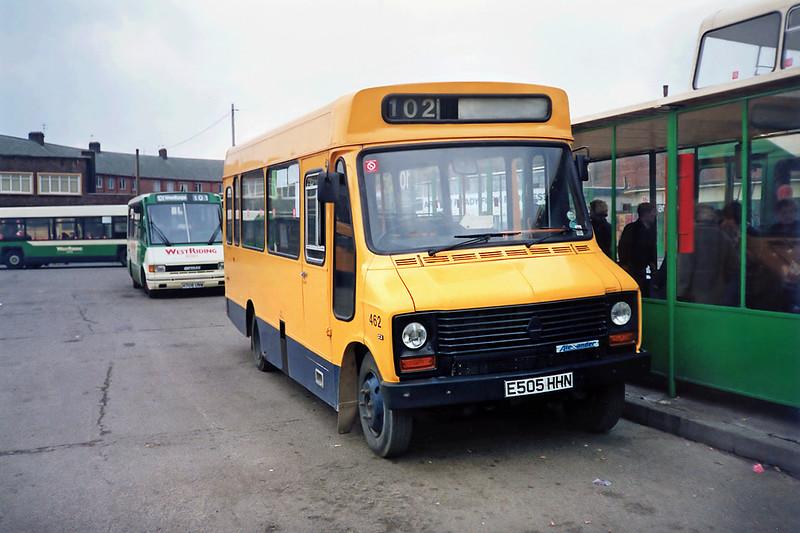 462 E505HHN, Wakefield 2/3/1991