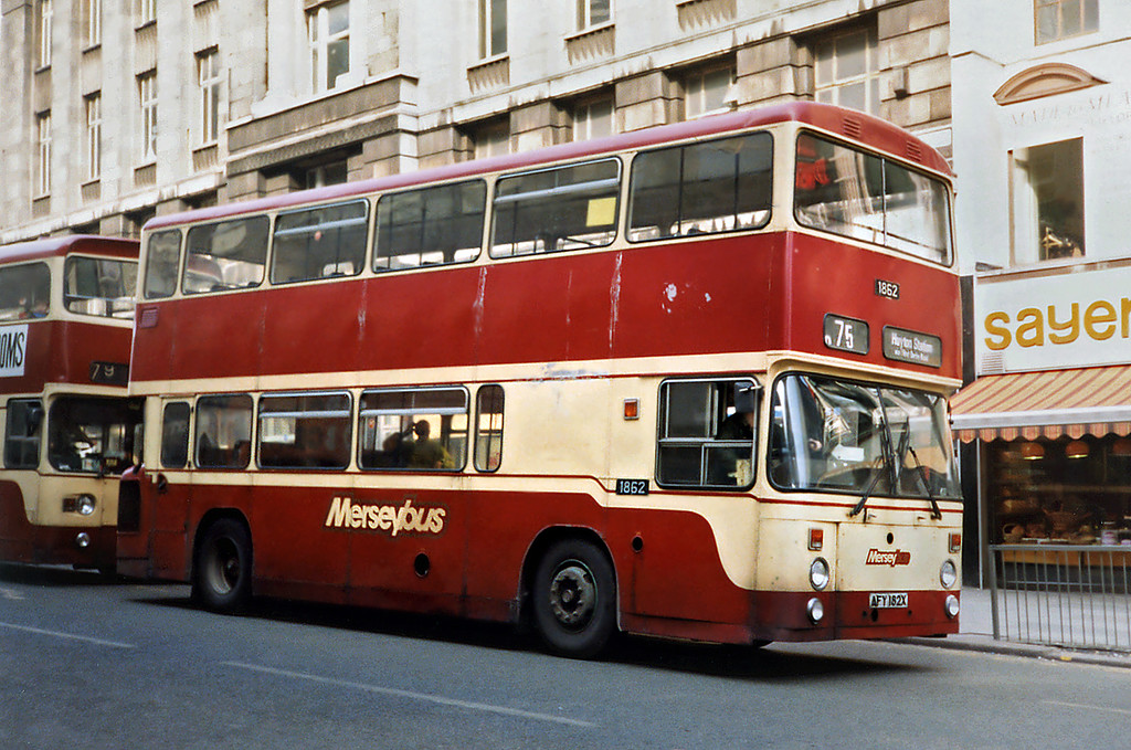 1862 AFY182X, Liverpool 2/4/1991