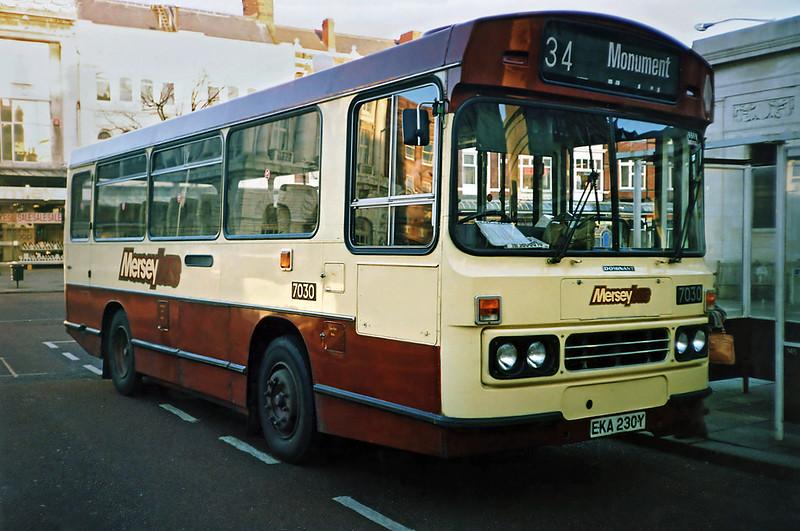 7030 EKA230Y, Southport 3/1/1991