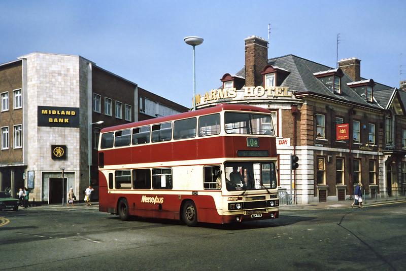 0039 ACM711X, St Helens 3/9/1991