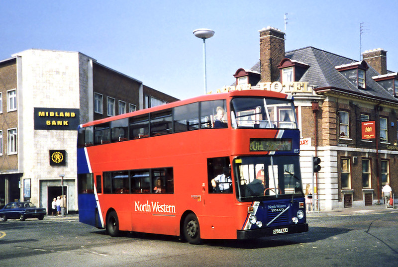 653 G653EKA, St Helens 3/9/1991
