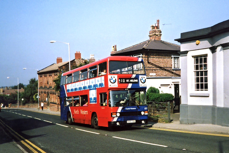 615 B155TRN, Prescot 3/9/1991