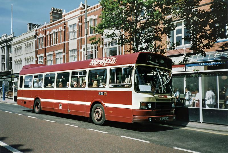 6130 VBG130V, Southport 5/7/1991