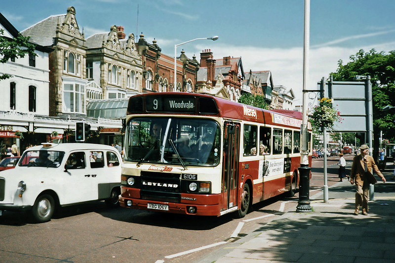 6106 VBG106V, Southport 5/7/1991