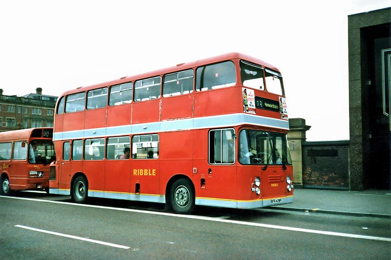1409 RFR409P, Preston 17/7/1991