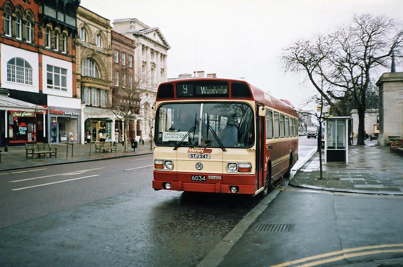 6034 STJ34T, Southport 8/2/1991