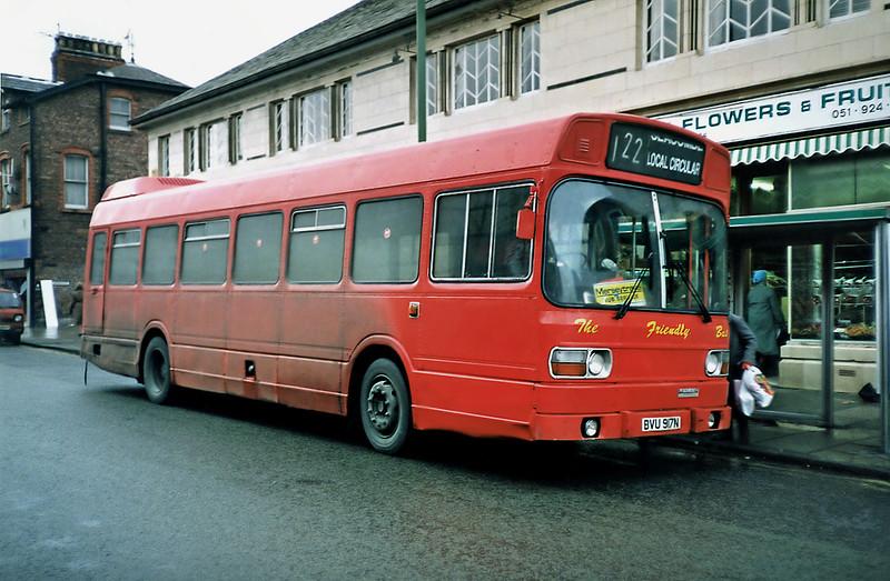 BVU917N, Crosby 8/2/1991