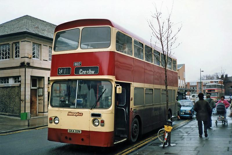 1607 GKA32N, Crosby 8/2/1991