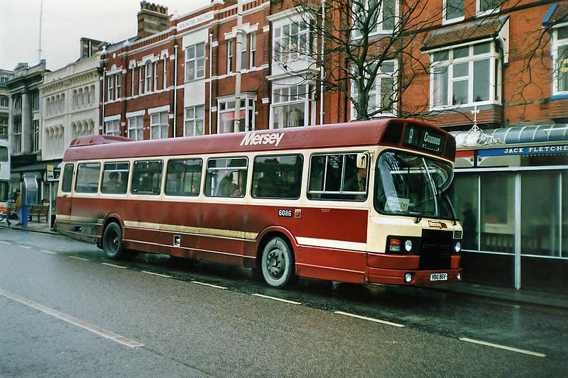 6086 VBG86V, Southport 8/2/1991