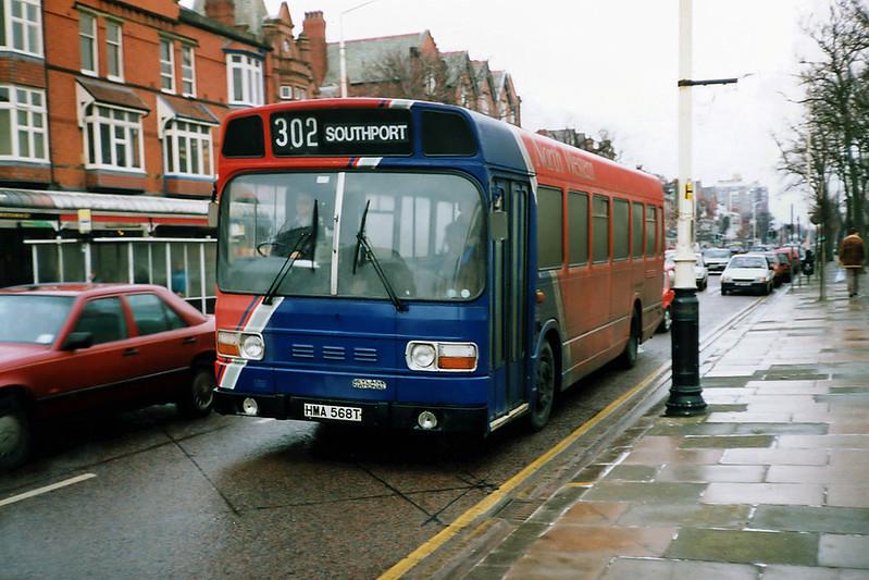 342 HMA568T, Southport 8/2/1991