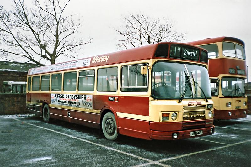 6041 UEM41V, Southport 8/2/1991