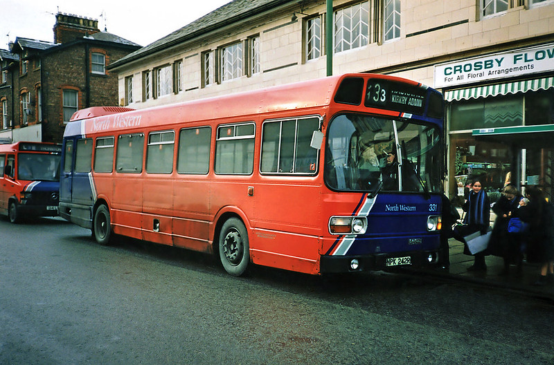 331 NPK242R, Crosby 8/2/1991